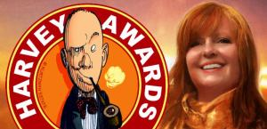 Gail Simone To Give Keynote at Harvey Awards!