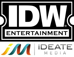 Dirk Gently Is Coming to Television! - From IDW & Ideate...