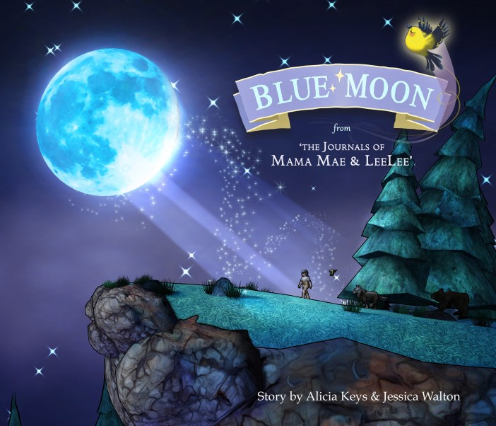 Alicia Keyes To Debut Her Children's Book With IDW This Month!