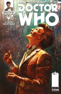 Preview - Doctor Who: The Eleventh Doctor #2!