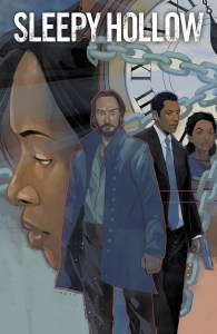 SLEEPY HOLLOW #3 Cover A by Phil Noto