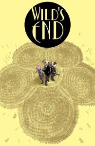 WILD'S END #4 Cover by I.N.J. Culbard