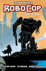 ROBOCOP VOL. 3: LAST STAND PART TWO TP Cover by Declan Shalvey