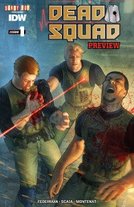 Dead Squad - Darby Pop joins Special Ops and the Undead?