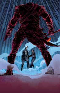 Sleepy Hollow #1 Cover B by Jorge Coelho