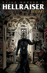 CLIVE BARKER'S HELLRAISER: BESTIARY #5 Main Cover by Conor Nolan