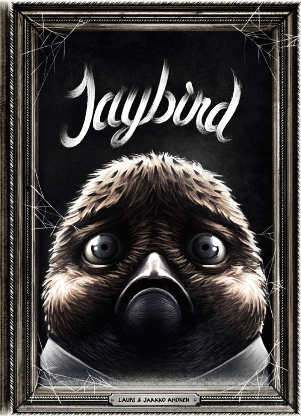 Jaybird Gives Readers A Dark Look At A Sheltered Life