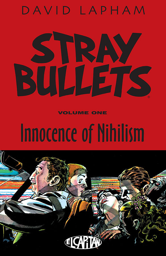 Preview The New Can't Miss 'Stray Bullets' Edition