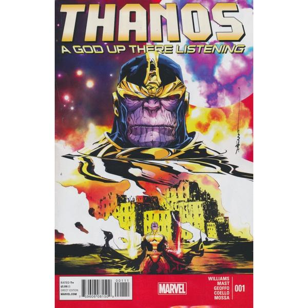 Thanos : A God Up There Listening #1 - Worth The Wait!