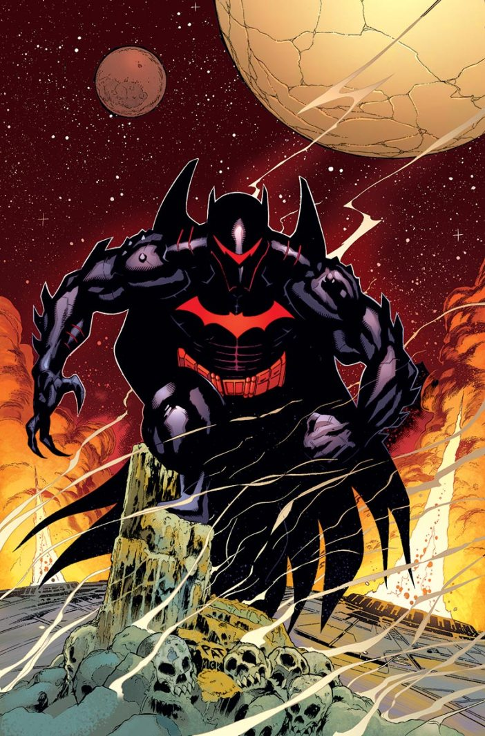Threat Level: WEDNESDAY!!! - It's Apokolips Now for Batman, & Fury's final Sin Revealed