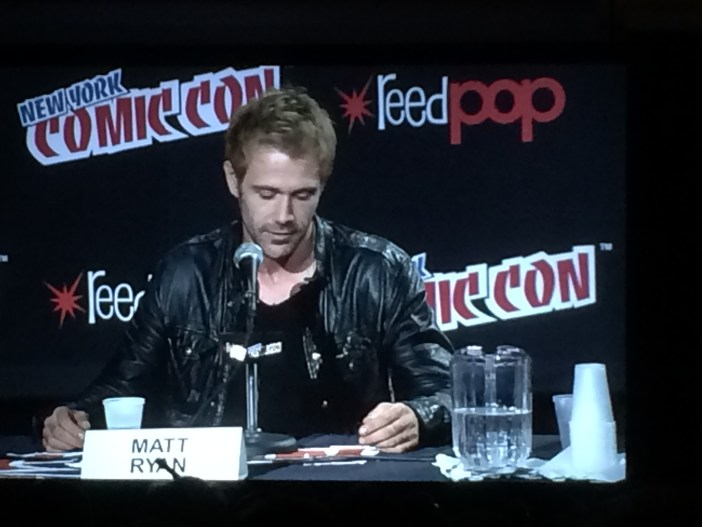 Constantine Panel Hints at What's To Come NYCC'14
