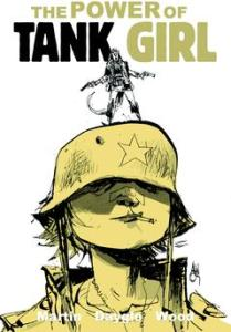 Preview - The Power Of Tank Girl!