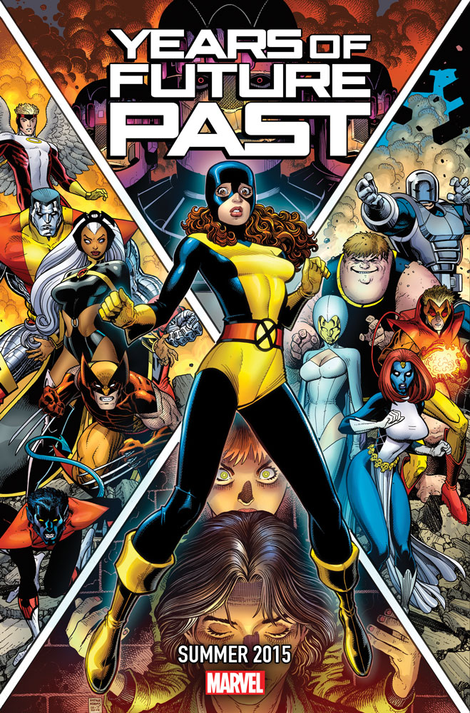 YEARS OF FUTURE PAST #1 – Summer 2015