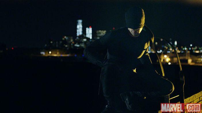 Charlie Cox as Marvel's Daredevil