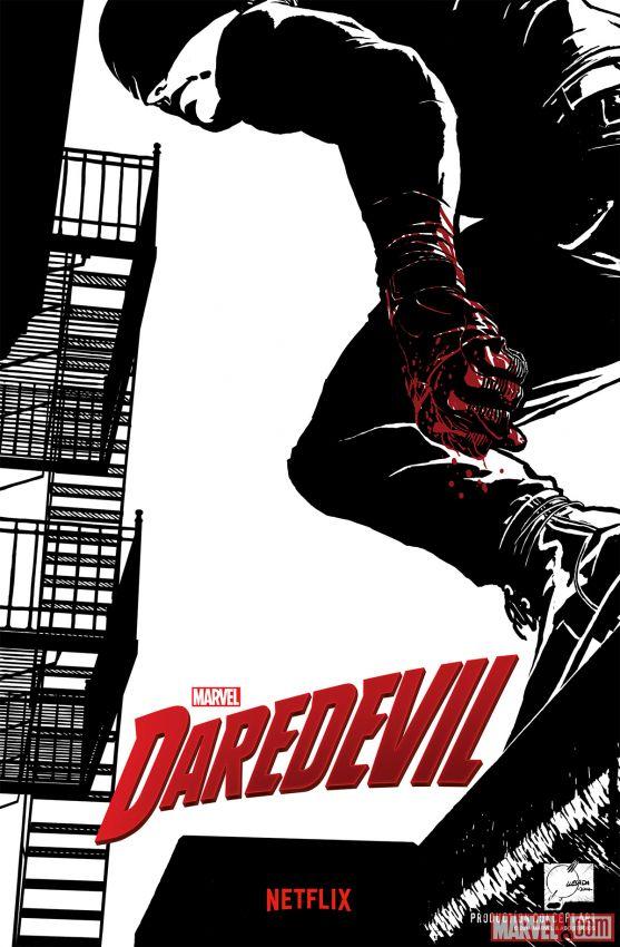 """""""Daredevil"""" - Steven DeKnight Twitter Q&A"""