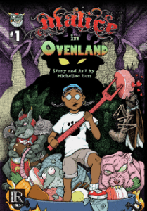 Malice in Ovenland - Explore a Wonderful (but greasy) Secret World!