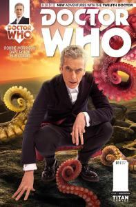 Titan's Twelfth Doctor #2 — To Tide You Over Until the Christmas Special