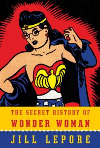 Book Review: The Secret History of Wonder Woman