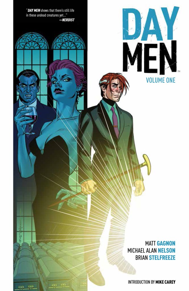 Preview - Day Men Vol 1 in Stores 11-5!