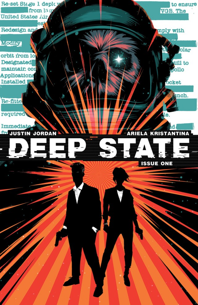 Preview - Deep State #1 Arrives 11/12 - Are you in?