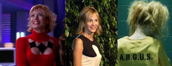 Mia Sara, Arleen Sorkin, and Cassidy Alexa