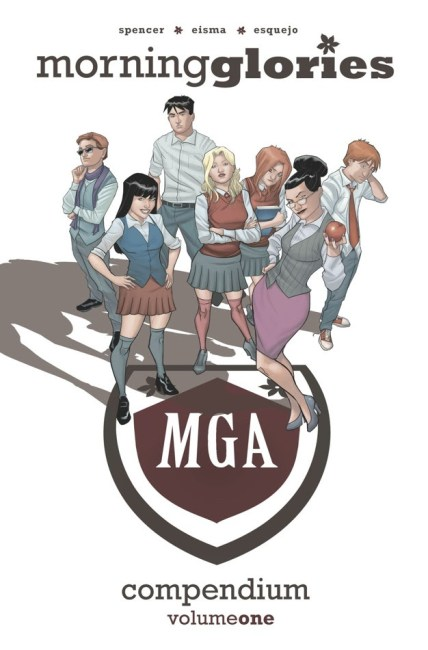 MORNING GLORIES Compendium, The Hour of Its Release Draws Near!