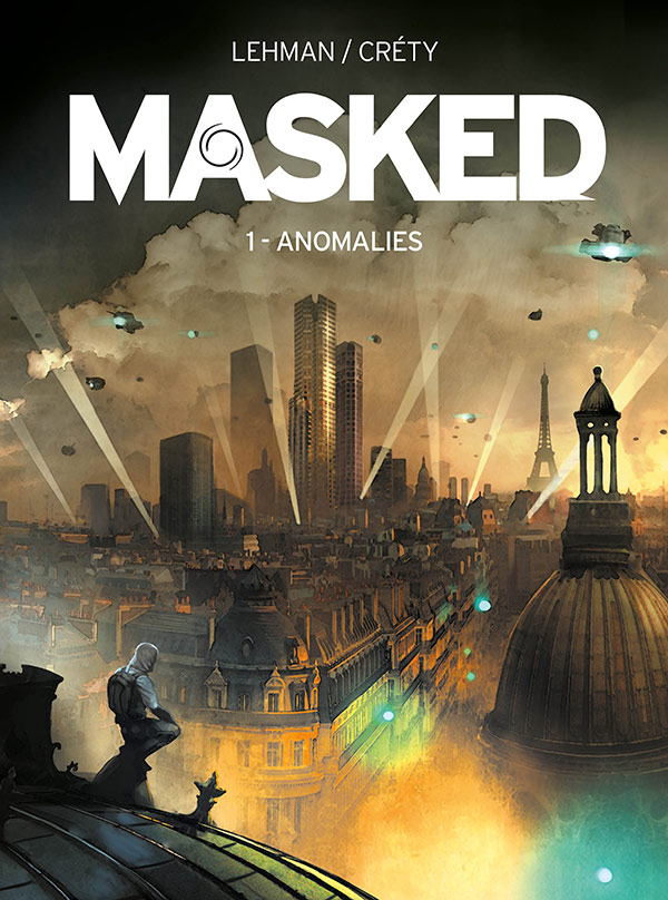 Preview - Masked - Titan Comics March 2015