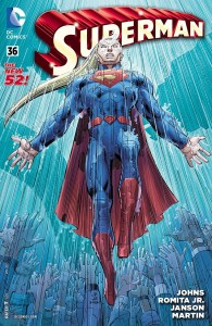 Review - Superman #36 Johns, Romita Jr, and Janson!