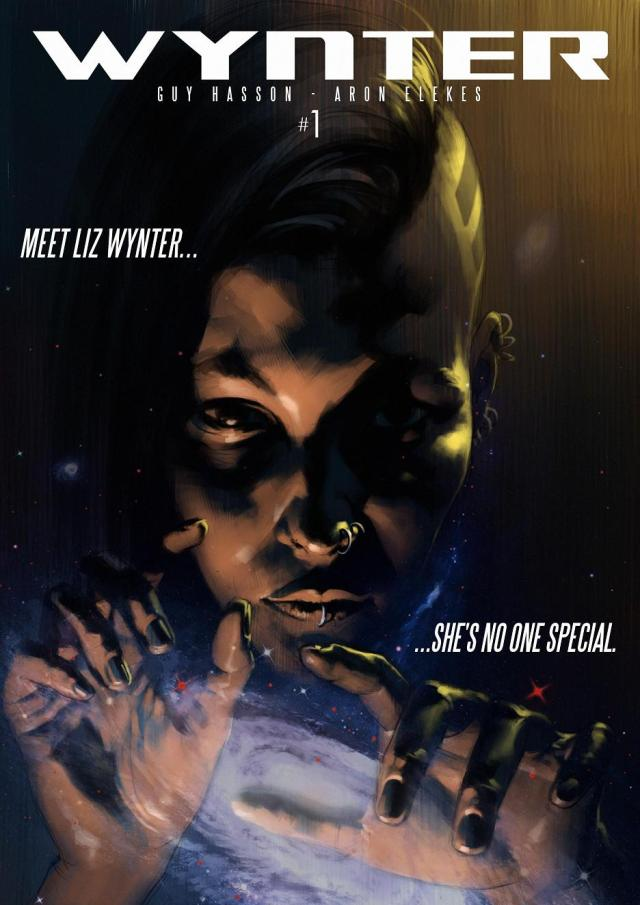 Preview/Review - Wynter #1 from New Worlds Comics