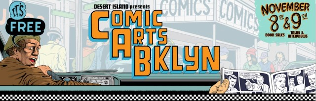 Indie Comics Are Alive and Well at Comics Arts Brooklyn!