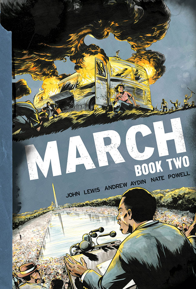 march two 3