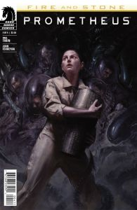 """Prometheus: Fire and Stone"" Issue #4 - Fast, Furious, & Unrelenting"