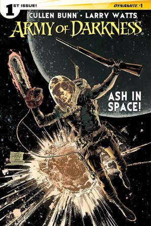 Review Army of Darkness #1 HAIL TO THE SPACE KING BABY!!