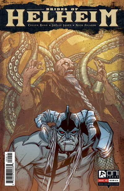 Brides of Helheim #3 Continues Rikard's Trials
