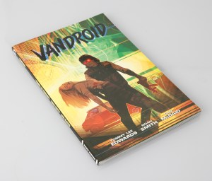 Vandroid! Fast-Paced Sci-Fi Cyborg 80's Action!