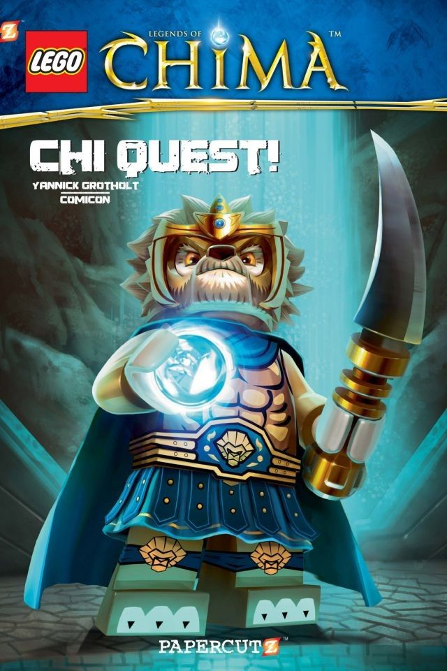 LEGO Legends of Chima - Add to your holiday shopping list!