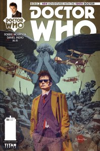 Tenth Doctor Adventures #6 Brings Back a Fan Favorite Baddie