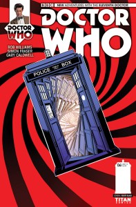 Eleventh Doctor #6: Who's Ready For Some Timey-Wimey Fun?