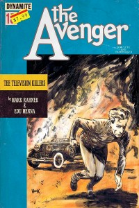 The Avenger Special The Television Killers - A Dynamite One-Shot!