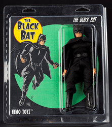Nemo Toys releases 'The Black Bat'