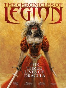 Preview Chronicles of Legion Vol. 2: The Three Lives of Dracula