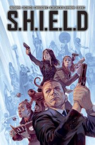 Marvel's Agents of S.H.I.E.L.D. #1 Starts Things Off With A Bang