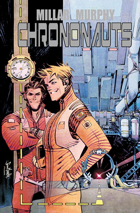 Millar - Murphy - Chrononauts! Image Comics This March!
