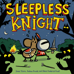 Sleepless Knight - A Great Starter Graphic Novel!