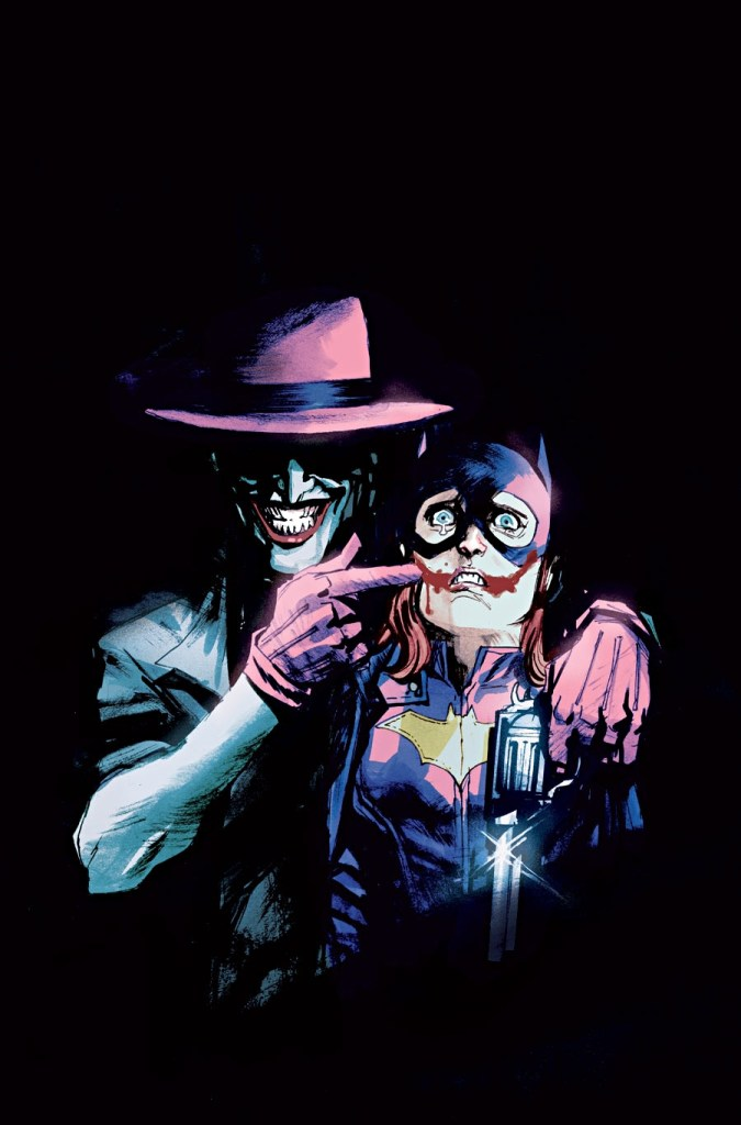 Batgirl #41 Albuquerque Joker Variant : #dontchangethecover is in full effect!