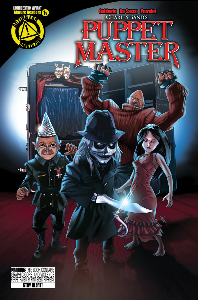 Puppet Master Is Back And Action Lab Has It Whatcha
