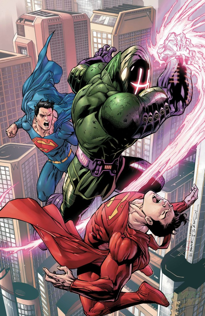 Threat Level: WEDNESDAY!!! Convergence Week 2, ALL Titles Reviewed!!!