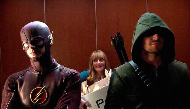 Barry Allen Flash Cw