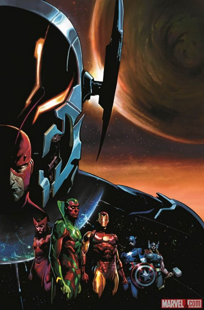Threat Level: WEDNESDAY!!- Avengers: Rage of Ultron OGN, Must Have!!