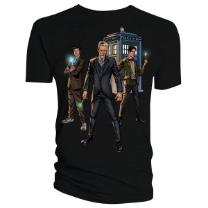 Titan Offers New Doctor Who Merchandise!